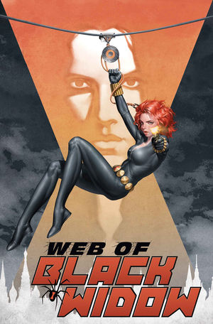 WEB OF BLACK WIDOW (2019) #1