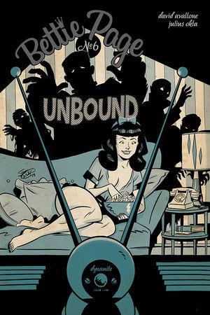 BETTIE PAGE UNBOUND (2019) #6B