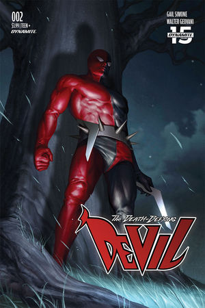 DEATH-DEFYING DEVIL (2019) #2