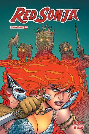 RED SONJA (2019) #8