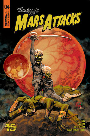 WARLORD OF MARS ATTACKS (2019) #4