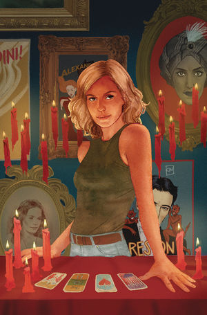 BUFFY THE VAMPIRE SLAYER (2019) #8B