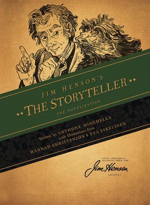 JIM HENSON STORYTELLER NOVEL SC (2019) #1