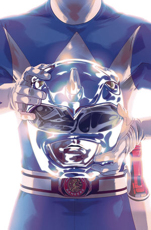 MIGHTY MORPHIN POWER RANGERS (2016) #43C