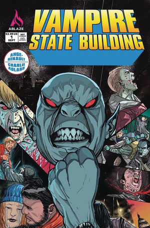 VAMPIRE STATE BUILDING (2019) #1D