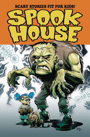 SPOOKHOUSE HALLOWEEN SPECIAL (2019) #1