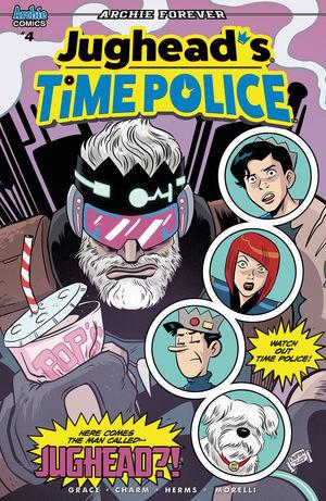 JUGHEAD TIME POLICE (2019) #4