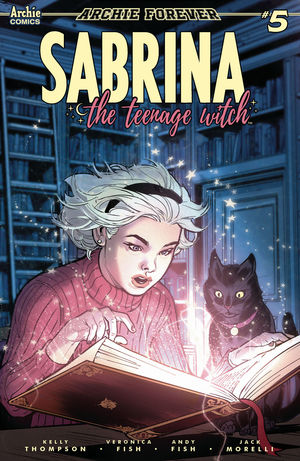 SABRINA THE TEENAGE WITCH (2019) #5C