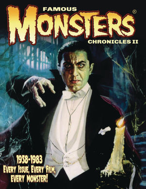 FAMOUS MONSTERS CHRONICLES II (2019) #1