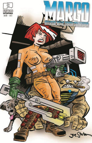 MARGO INTERGALACTIC TRASH COLLECTOR (2019) #1B