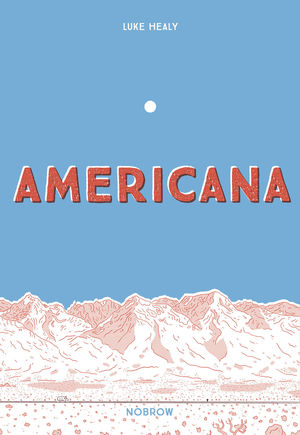 AMERICANA AND ACT GETTING OVER IT GN (2019) #1
