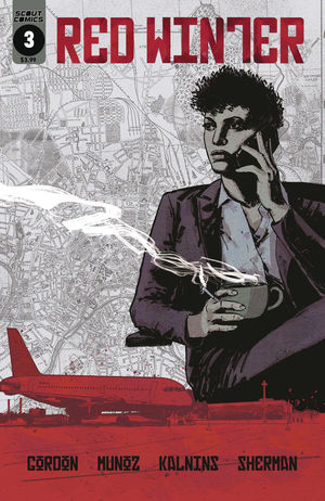 RED WINTER (2019) #3