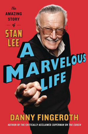 A MARVELOUS LIFE AMAZING STORY STAN LEE HC