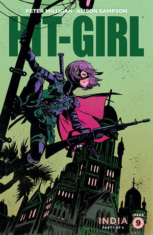 HIT-GIRL SEASON TWO (2019) #9C
