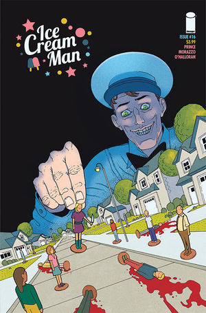 ICE CREAM MAN (2018) #16