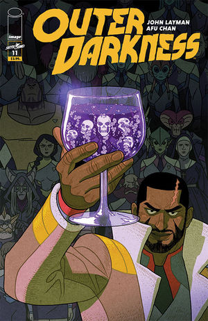 OUTER DARKNESS (2018) #11