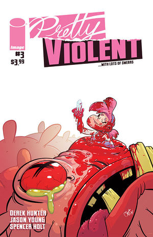 PRETTY VIOLENT (2019) #3