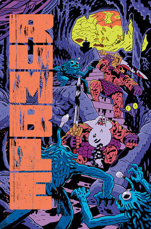 RUMBLE (2017) VOLUME 2 #17