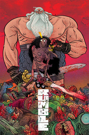 RUMBLE (2017) VOLUME 2 #17C