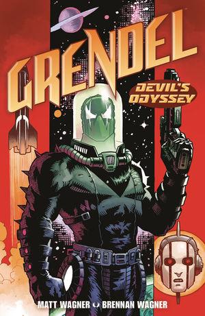 GRENDEL DEVILS ODYSSEY (2019) #1