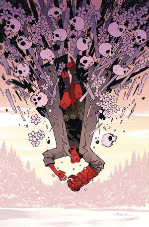 HELLBOY AND THE B.P.R.D. SATURN RETURNS (2019) #3