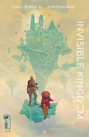 INVISIBLE KINGDOM (2019) #6