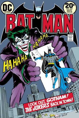 BATMAN FACSIMILE EDITION 251