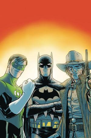 BATMAN UNIVERSE (2019) #4