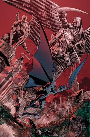 BATMANS GRAVE (2019) #1