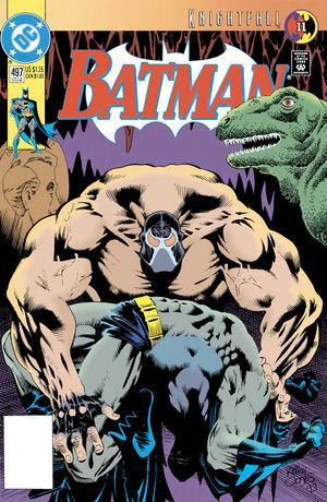 DOLLAR COMICS BATMAN 497 (2019)