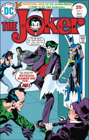 DOLLAR COMICS JOKER (2019) #1
