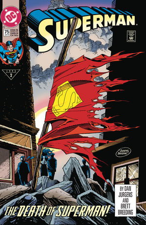 DOLLAR COMICS SUPERMAN 75 (2019) #1
