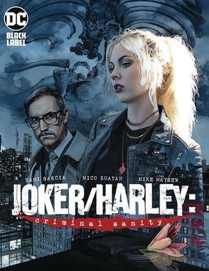 JOKER HARLEY CRIMINAL SANITY (2019) #1B