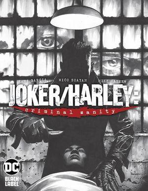 JOKER HARLEY CRIMINAL SANITY (2019) #1C