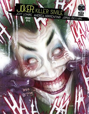 JOKER KILLER SMILE (2019) #1B
