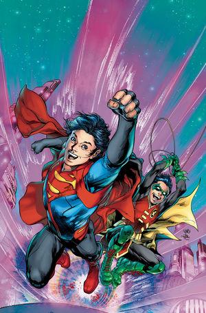 SUPERMAN (2018) #16