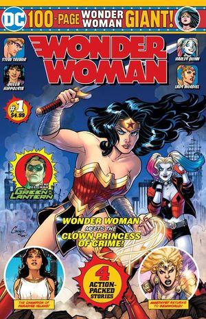 WONDER WOMAN GIANT (2019) #1