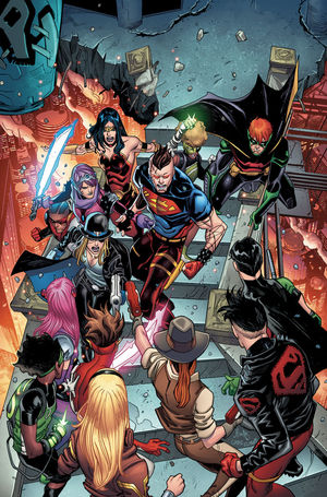 YOUNG JUSTICE (2019) #9