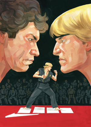 COBRA KAI KARATE KID SAGA CONTINUES (2019) #1