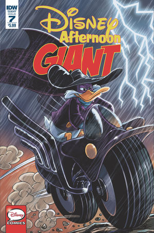 DISNEY AFTERNOON GIANT 7