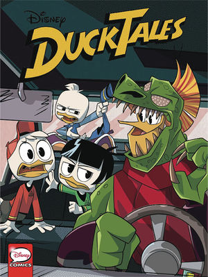 DUCKTALES SILENCE AND SCIENCE CVR A VARIOUS 3