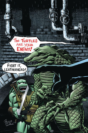 TEENAGE MUTANT NINJA TURTLES URBAN LEGENDS (2018) #18