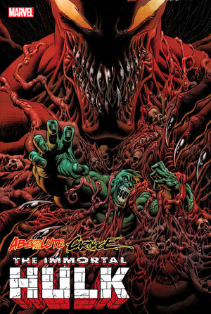 ABSOLUTE CARNAGE IMMORTAL HULK (2019) #1