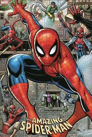 AMAZING SPIDER-MAN (2018 6TH SERIES) #32C
