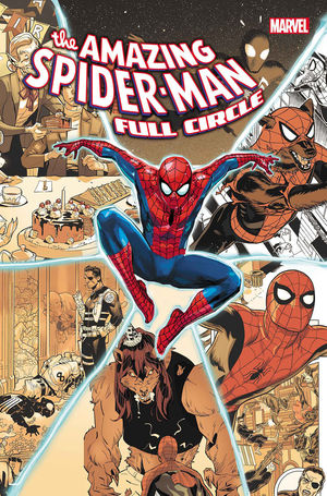 AMAZING SPIDER-MAN FULL CIRCLE (2019) #1
