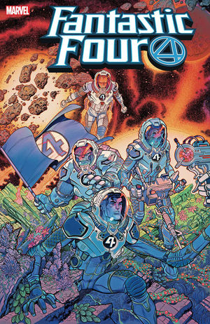 FANTASTIC FOUR (2018 6TH SERIES) #15