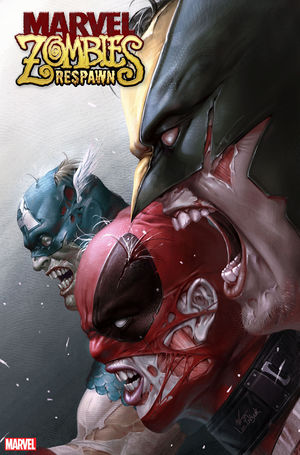 MARVEL ZOMBIES RESPAWN (2019) #1