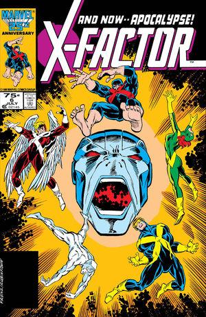 TRUE BELIEVERS X-MEN APOCALYPSE (2019) #1
