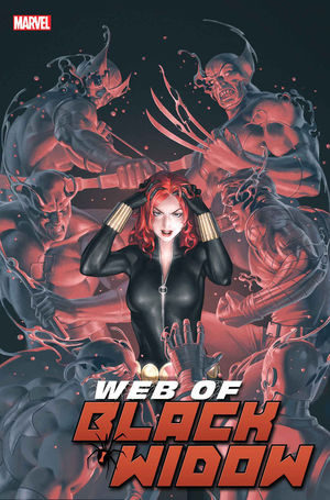 WEB OF BLACK WIDOW (2019) #2