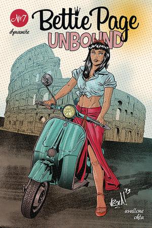 BETTIE PAGE UNBOUND (2019) #7D